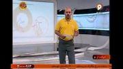 تمرین ایروبیک شبکه ورزش