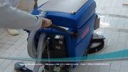 اسکرابر- نظافت صنعتی- زمین شوی- دستگاه اسکرابر- کف شوی
