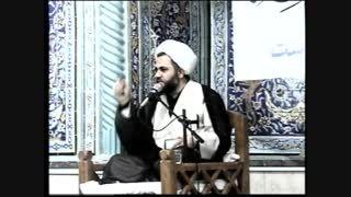 در بزن تا خدا ببینی!امتحان کن.حجت الاسلام غلامحسین پور