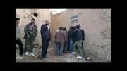 فیلم  وضعیت اسفناک راه روستاهای انویق وآوانسر در ورزقان