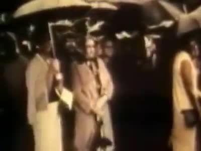 سفر پادشاه افغانستان محمد ظاهر شاه به امریکا1963