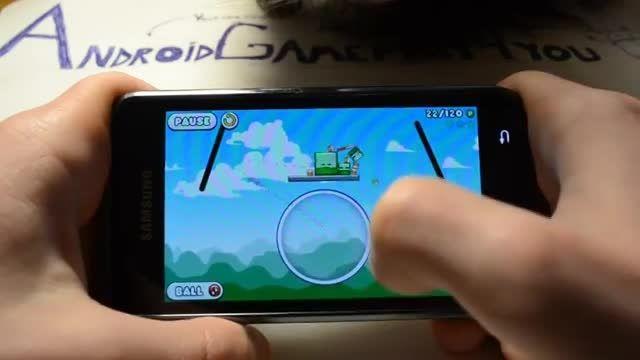 گیم پلی بازی اندرویدی Blosics HD