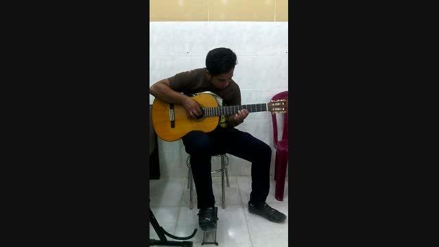 اجرای آهنگ تو همونی که... با صدای وحید ایلخانی