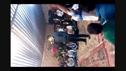 اجرای بسیار زیبا از وحید افشار در روستای سالاری نیشابور