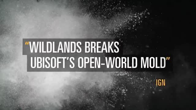 تریلر بازی Ghost Recon Wildlands