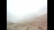 فیلم/ شرجی و رطوبت وحشتناک در استان بوشهر
