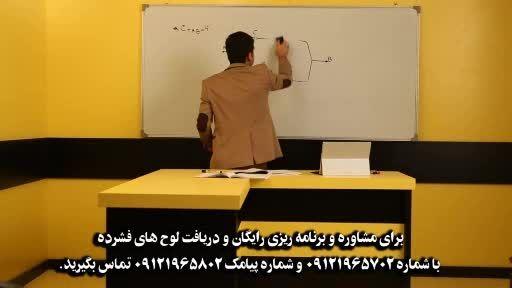استاد مسعودی به شکار می رود... شکار تست های به ظاهر سخت