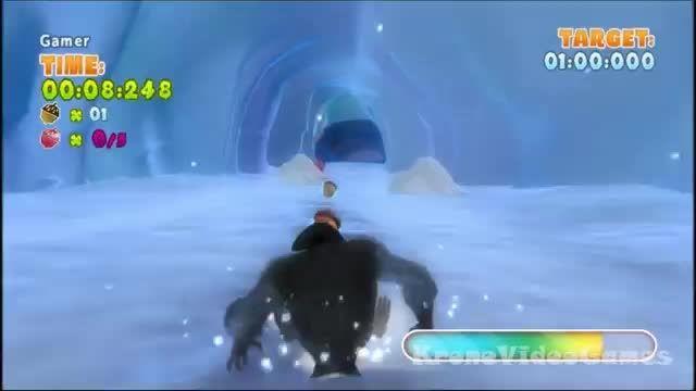 تریلر بازی Ice Age Continental Drift Arctic Games
