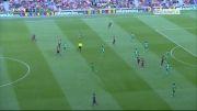 بارسلونا vs لوانته | 1 - 0 | گل الکسیس