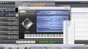 آموزش آهنگ شاد بندری و ارگ زدن زنده با کامپیوتر