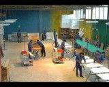 کلیپ عکس: مراحل تولید لوازم کمک آموزشی و تجهیزات اداری