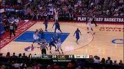 ده بازی برتر جمال کرافورد Jamal Crawford در فصل 13-2012 لیگ بسکتبال NBA