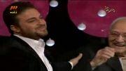 اجرای زنده آهنگ دوست دارم بابک جهانبخش در تلوزیون