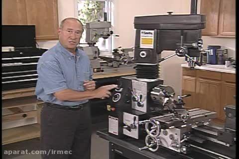 ی مبانی ماشین ابزار-بخش چهارم (کنترل های دستگاه تراش)