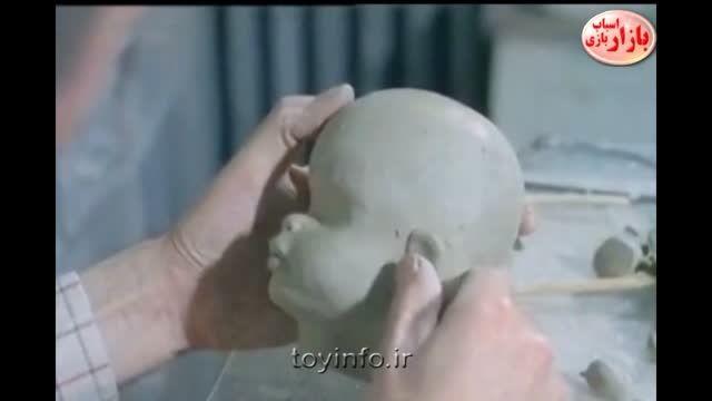 اسباب بازی - کارگاه تولید عروسک
