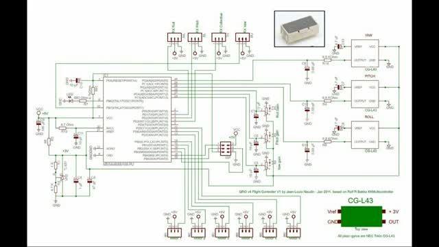 کوادکوپتر (QRO) - مربوط به آموزش ساخت کوادکوپتر