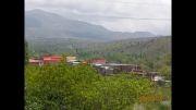 طبیعت سر سبز روستای زرجه بستان