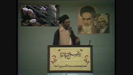گفت وگوی حضرت امام حسین (ع)  و عمر سعد در کربلا