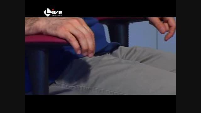 راهنمای استفاده از صندلی  - برند برتر