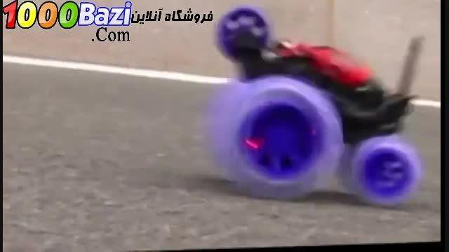 اسباب بازی ماشین دیوونه کنترلی سرعتی موزیکال