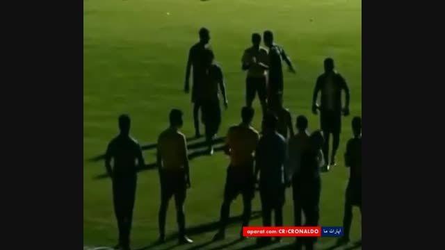 حواشی جالب هفته اول لیگ برتر فوتبال 94-95