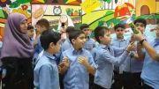 جشن روز معلم در کلاس (6)