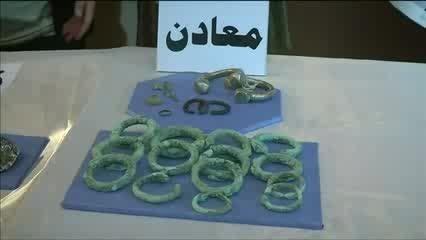 آمریکا  اشیاءباستانی عراق کشف شده از داعش را تحویل عراق