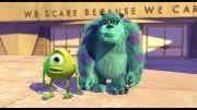 انیمیشن Monsters, Inc. 2001   دوبله فارسی   پارت 09