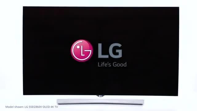 تلویزیون 4K OLED با رنگ های بی همتا