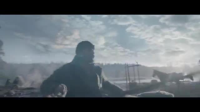 تریلر فیلم 2016 دیکاپریو