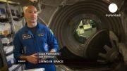 زندگی در ایستگاه فضایی بین المللی