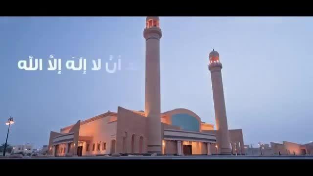 صدای دلنشین موذن برج الخلیفه دبی-مسلمان موحد