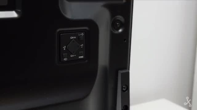تلویزیون ال ای دی سه بعدی اسمارت فورکای سونی  55X8500