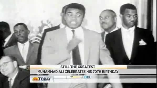 The Champ: A Tribute to Muhammad Ali Over the Years