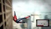 بن رایلی «مرد عنکبوتی»در بازی مرد عنکبوتی 1