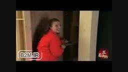 دوربین مخفی - آسانسور