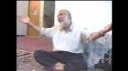 خادم العباس ع جانبازشهید حاج محمود آرزومند 1380