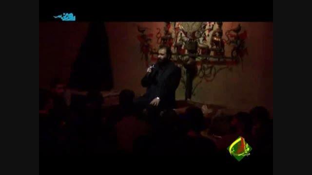 حاج مهدی اکبری -فاطمیه 94-روضه