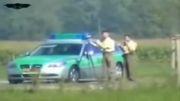 سر به سر گذاشتن با پلیس - سرعت ۳۰۰ کیلومتر در ساعت