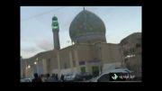 حضور ضرغامی در جمع مردم مسجد سلیمان