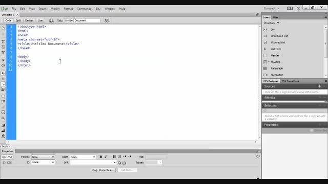 دوره جامع آموزش کدنویسی html-قسمت اول