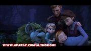 انیمیشن Frozen 2013 دوبله فارسی(پارت2)