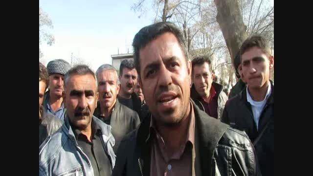 تحقق نیافتن وعده مسئولین بهشت ایران را بیکار کرده است3