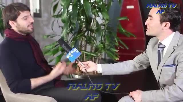 سامی یوسف-مصاحبه فارسی با شبکه مالمو تی وی سوئد2015