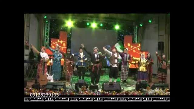 ایرانمجری: گروه موسیقی و  سرود ناشنوایان آوای دستان