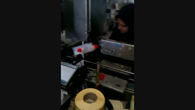 جت پرینتر شرکت دیاکو آسیا در خط تولید محصولات غذایی