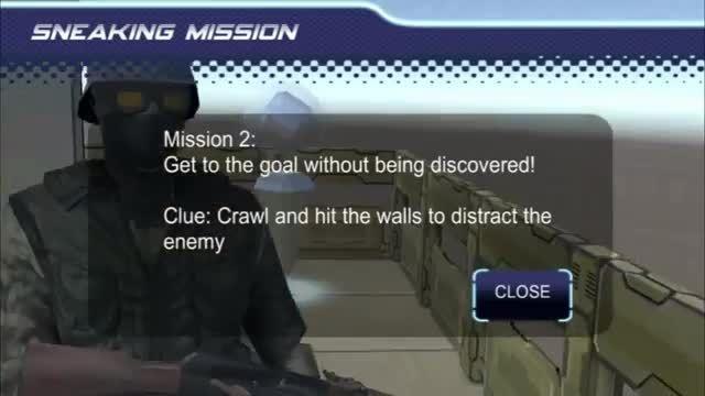 تریلر بازی VR Sneaking Mission 2 برای هدست واقعیت مجازی