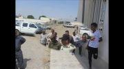 افتتاح پروژه های روستای زیارت سید سلیمان