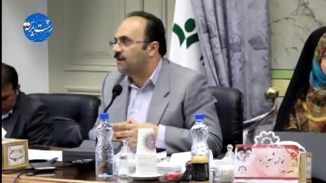 """کلیپ """"پشت پرده مخالفت شورای شهر با قطع درختان رشت"""""""