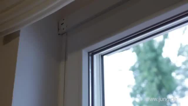 خانه هوشمند JUNG – کنترل خانه هوشمند